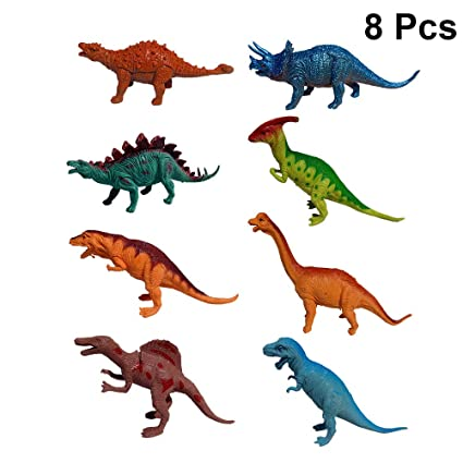 Realistic Dinosaur Mold Fossil Action Skeleton Figures Toys Children Kids Toys