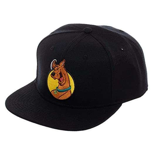 22a6ed77570 Image Unavailable. Image not available for. Color  Scooby-Doo Snapback Hat