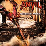 613rHy1BijL. SL160  - Anvil - Pounding the Pavement (Album Review)