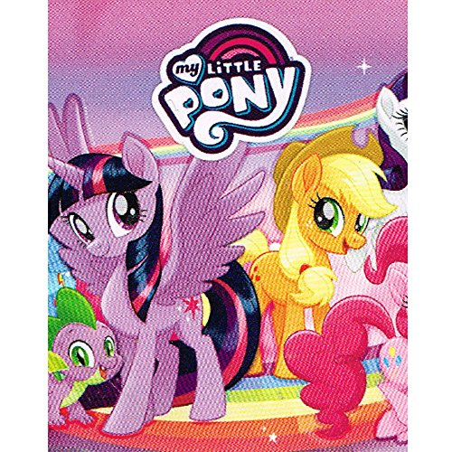 My Little Pony Table (My Little Pony the Movie Plastic Table Cover)