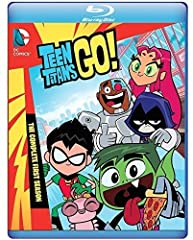 What happens after everyone's favorite teenage super heroes have saved the planet from total annihilation? Swing by Titans Tower and find out as Robin, Cyborg, Raven, Starfire and Beast Boy chill out after a hard day of crime fighting and tak...