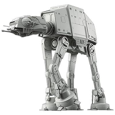 Bandai Hobby Star Wars 1/144 at-at Walker Building Kit: Bandai Hobby Gunpla: Toys & Games