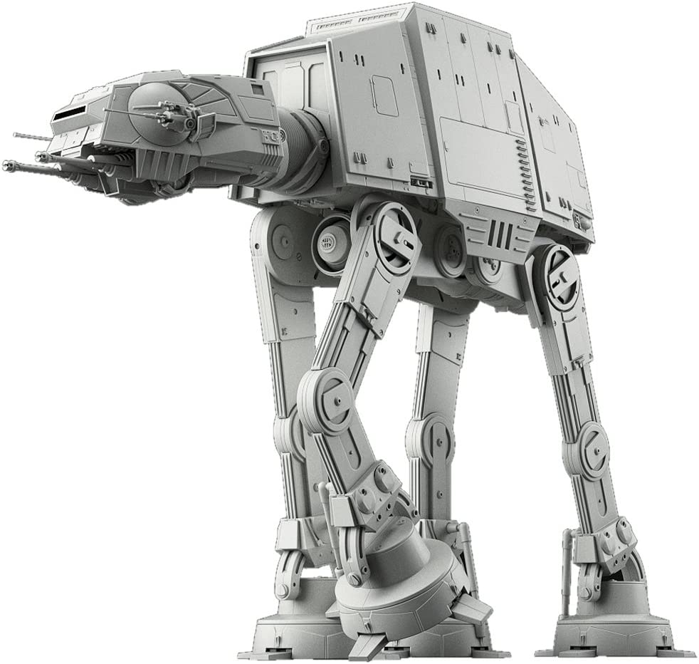 Bandai Hobby Star Wars 1/144 at-at Walker Building Kit