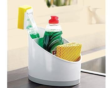 Küchen Aufbewahrungsbehälter küche spüle tidy rack organizer caddy abtropfgestell für abwasch