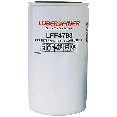 Luber-finer LFF4783 Heavy Duty Fuel Filter: Automotive