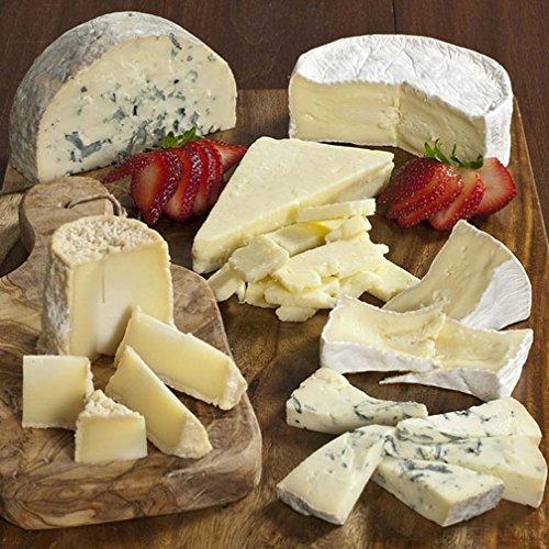 Classic French Cheese Board #2 (Cheese Sampler French)