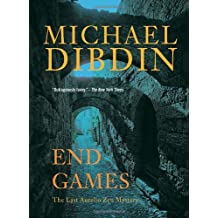 End Games: The Last Aurelio Zen Mystery