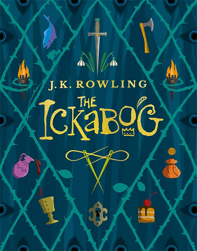 THE ICKABOG: A warm and witty fairy-tale adventure to ...