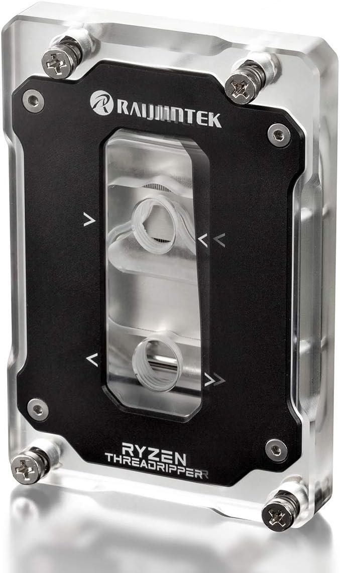 Raijintek CWB TR4-RBW RGB Wasserk/ühler f/ür Sockel TR4