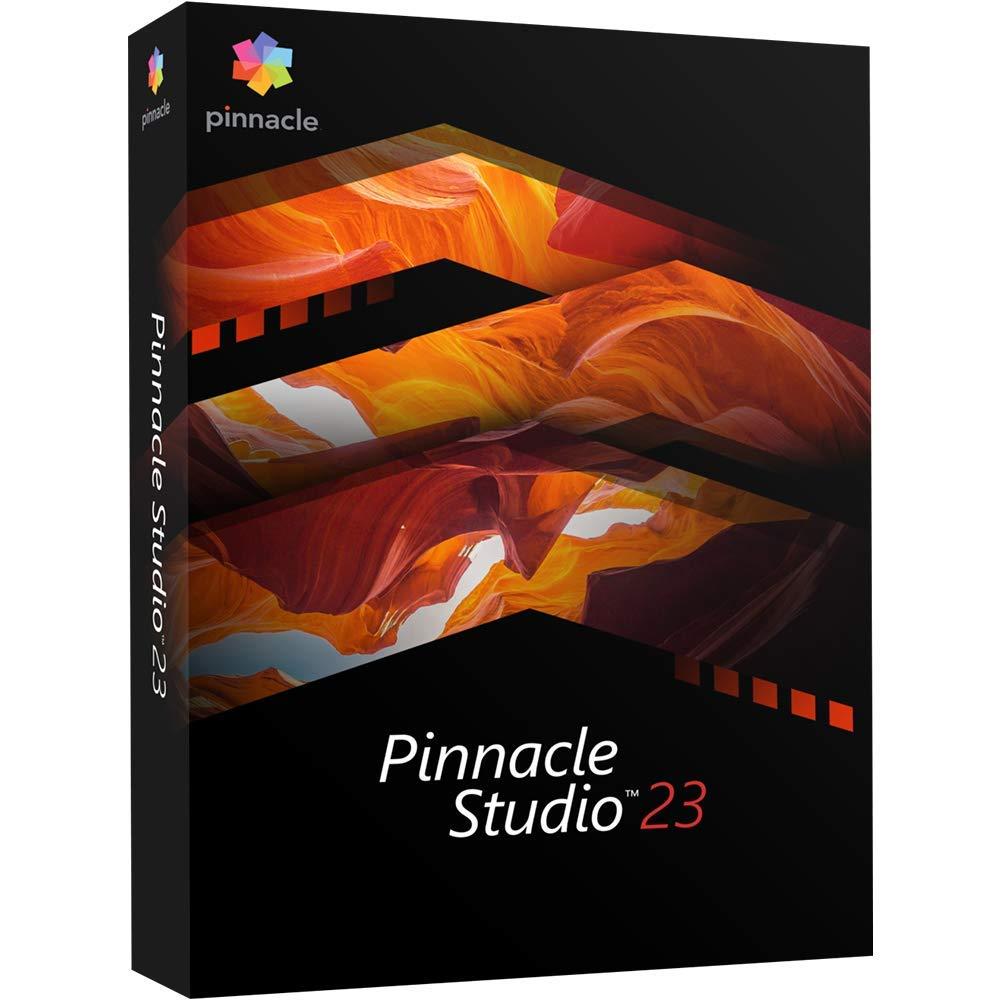 Pinnacle Studio 23 - Video Editing [PC Disc] by Pinnacle