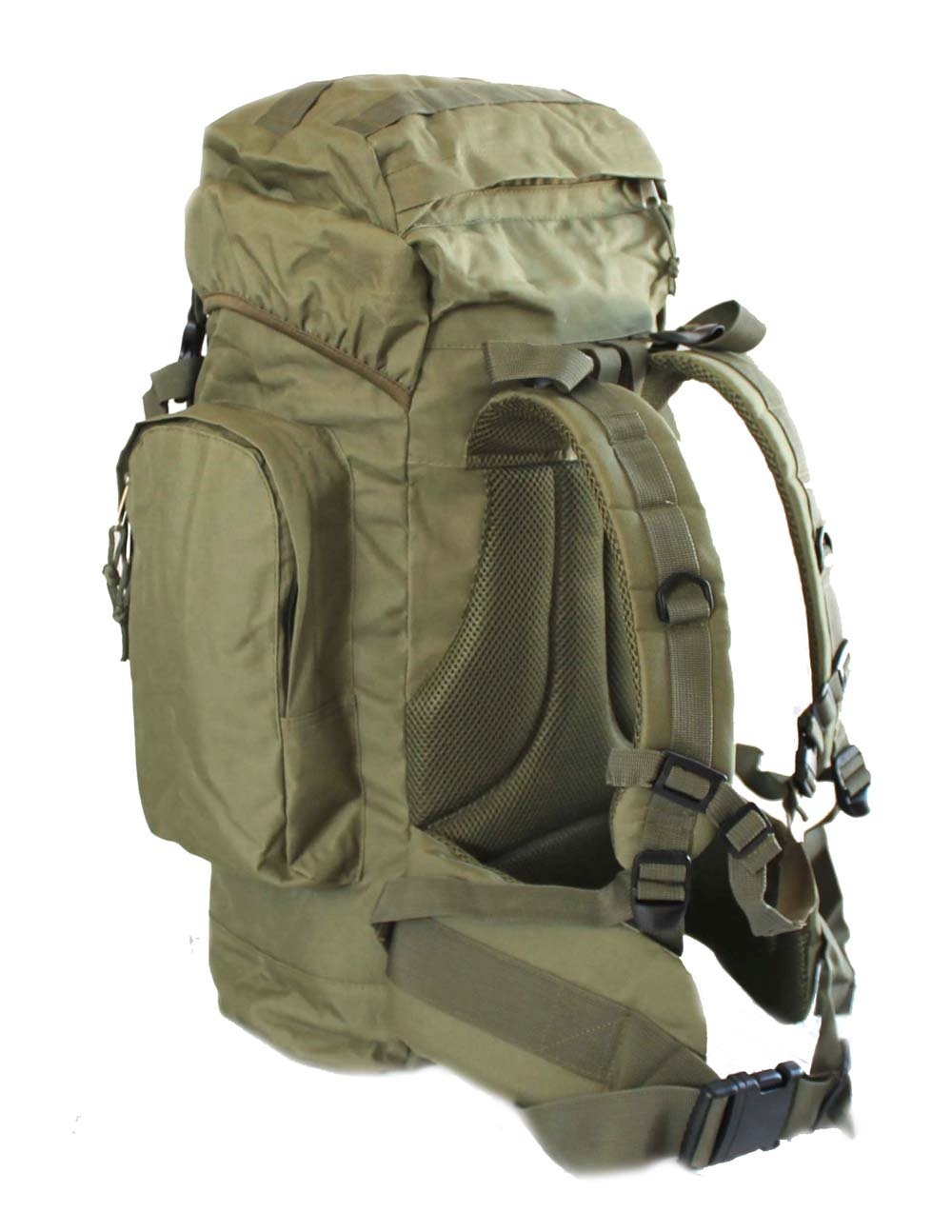 Amazon.com : OD Green 45L Rio Grande Hiking Military Style ...