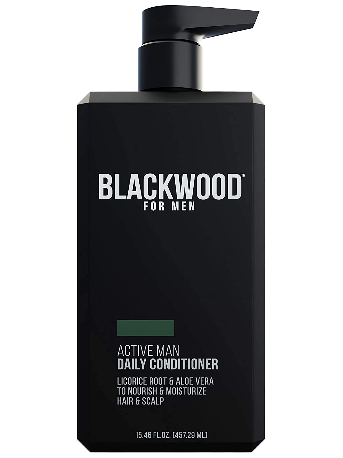 Blackwood For Men Active Man Daily Conditioner, 15.46 Fluid Ounce