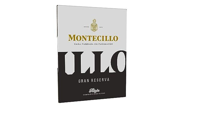 Vino D.O. Rioja Montecillo Gran Reserva Caja de 6 unidades