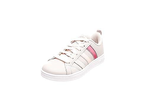 adidas Vs Advantage K, Chaussures de Gymnastique Mixte Enfant