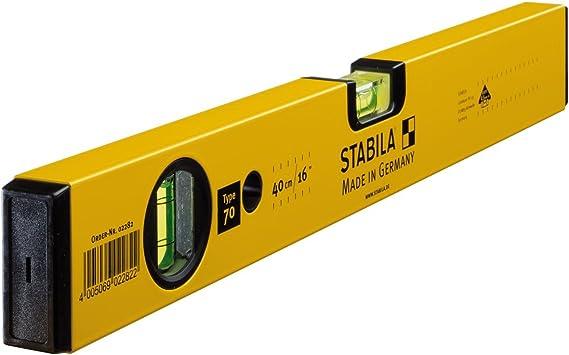 Stabila 02287 Nivel de Burbuja 90cm