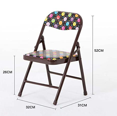 Astonishing Amazon Com Ttrar Portable Folding Chair Childrens Folding Inzonedesignstudio Interior Chair Design Inzonedesignstudiocom