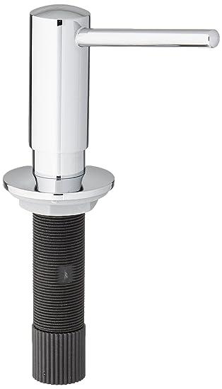 Franke 0396694 0.3L Cromo - Dispensador de jabón (322 mm, 5 cm, 5,5 cm, 3,5 cm): Amazon.es: Bricolaje y herramientas