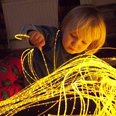 160 Strand Sensory Sparkle Fiber Optic Kit