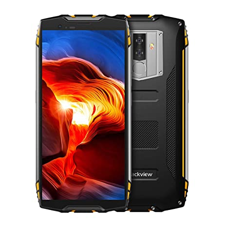 Amazon.com: Blackview BV6800 Pro,IP68/69K teléfonos móviles ...