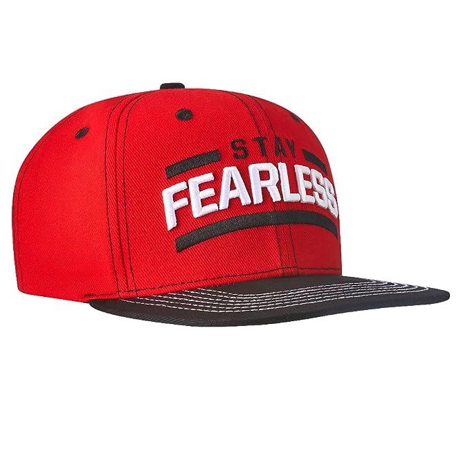 Nikki Bella Stay Fearless Black Brim Snapback WWE Baseball Cap Hat   Amazon.co.uk  Clothing 07fe9b5e8c73