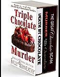 Triple Chocolate Murder: Books 1, 2, & 3 Death by Chocolate series