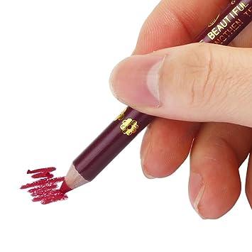 Pintalabios Hunzed para mujer, lápiz de labios permanente para ...