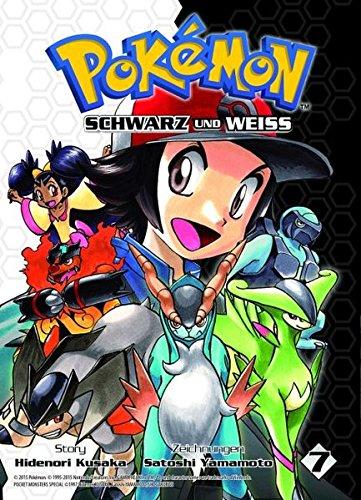 Pokémon Schwarz und Weiss: Bd. 7