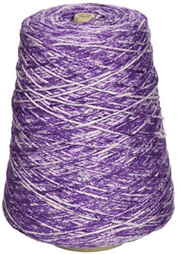 Premier Yarns 1032-03 Home Cotton Yarn - Multi Cone-Violet Splash by Premier Yarns