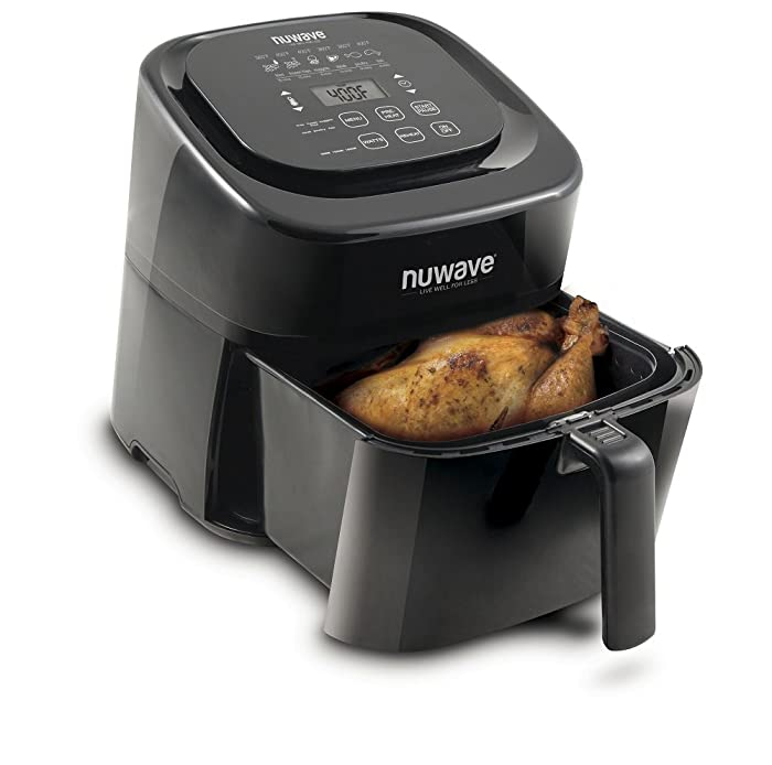 The Best Air Fryer Nuwave 6Qt
