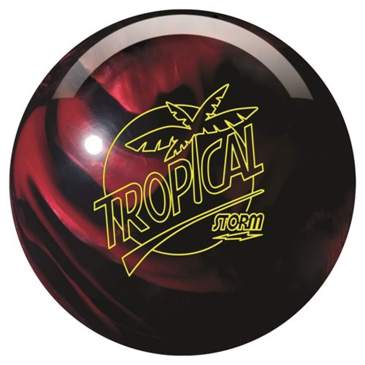 para Mujer y Hombre. Storm Tropical reaktiv Bolos de Ball/ /Bola de Bolos Acceso en el Arco Parte Muchos Peso