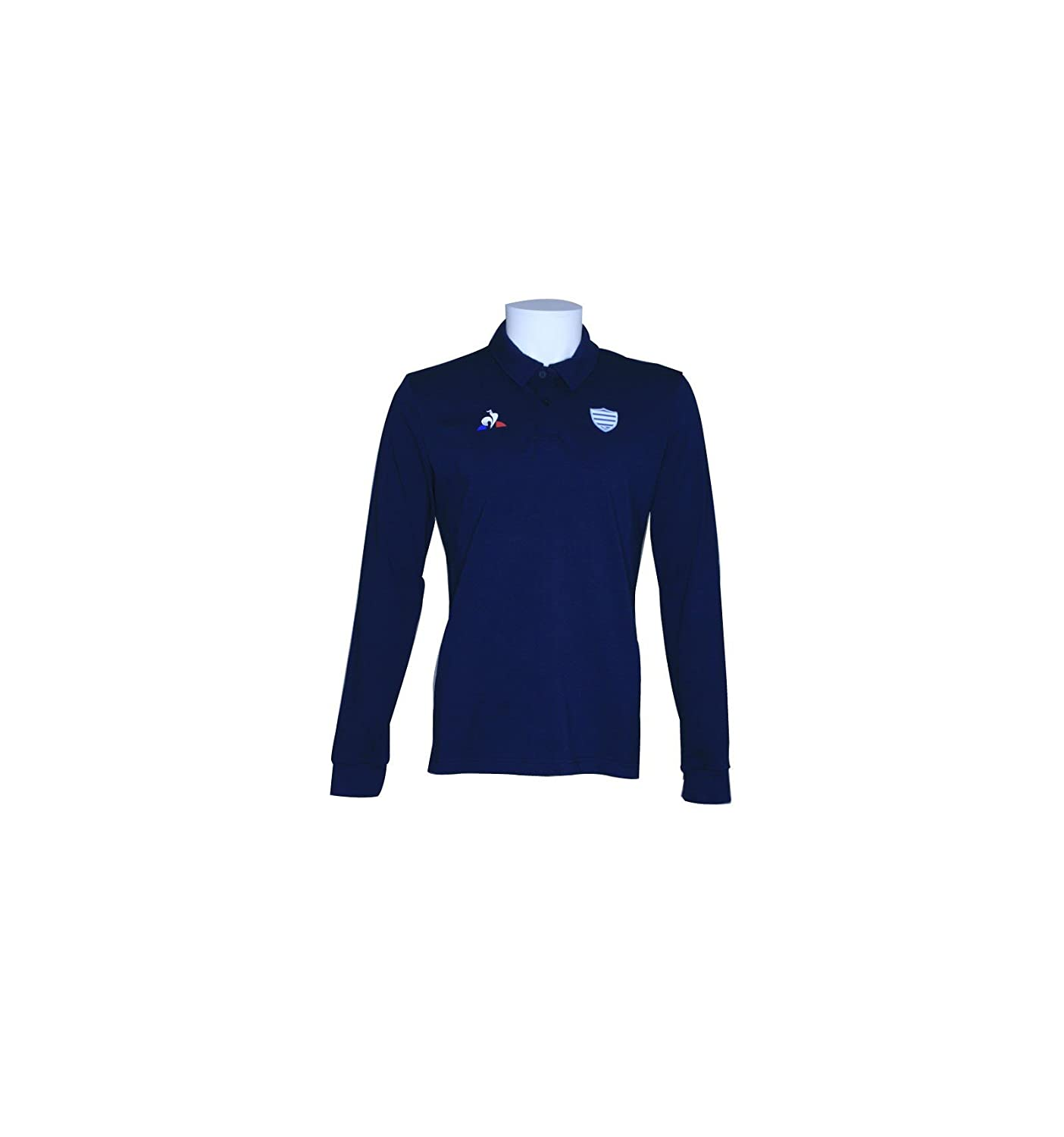 Le Coq Sportif Polo Racing 92 Dress Blue: Amazon.es: Ropa y accesorios