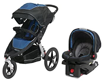 Graco Relay Travel System Or SnugRide Click Connect 35 Jaguar With Infant Car Seat