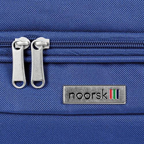 Geräumige noorsk® Reisetasche Sporttasche in verschiedenen Farben Blau