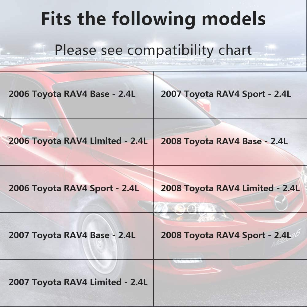 Air Fuel Ratio Sensor 1X For 98-00 Toyota RAV4 2.0L Base //Upstream