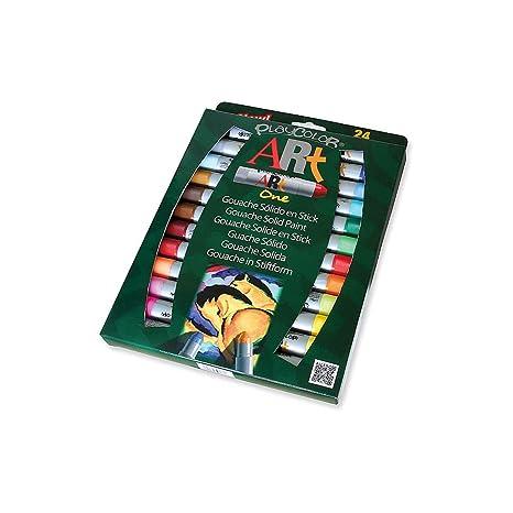 Amazon.com: PlayColor 400615 Box - Póster de 24 palos de ...