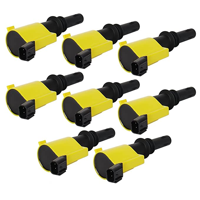Bang4buck Ignition Coil Pack of 8 DG511 for Ford F-150 F150 F250 F350 F450 F550 Pickup V8 4.6l 5.6l