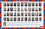 Tot Talk United States Presidents Educational Placemat for Kids