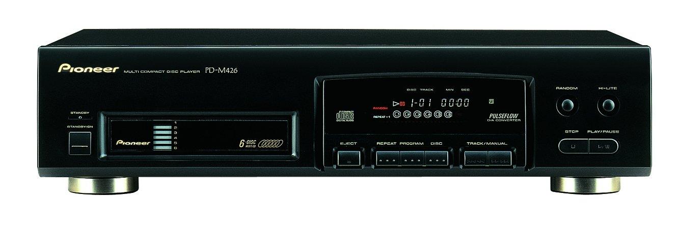 Pioneer PD-M426 HiFi CD Player Negro - Unidad de CD (1-bit ...