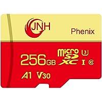 microSDカード microSDXCカード 256GB JNH 超高速100MB/秒 UHS-I U3 V30 4K Ultra HD アプリ最適化A1対応 エコパッケージ【国内正規品 5年保証】