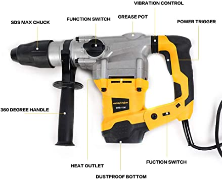 Monkey King Bar  Power Demolition Drills product image 3