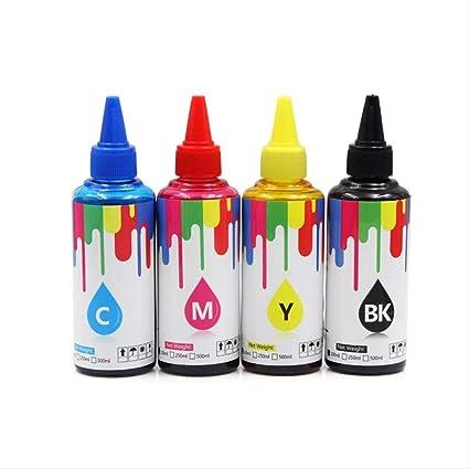 Kit de tinta de recarga PXNH Tinta de pigmento y tinta de ...