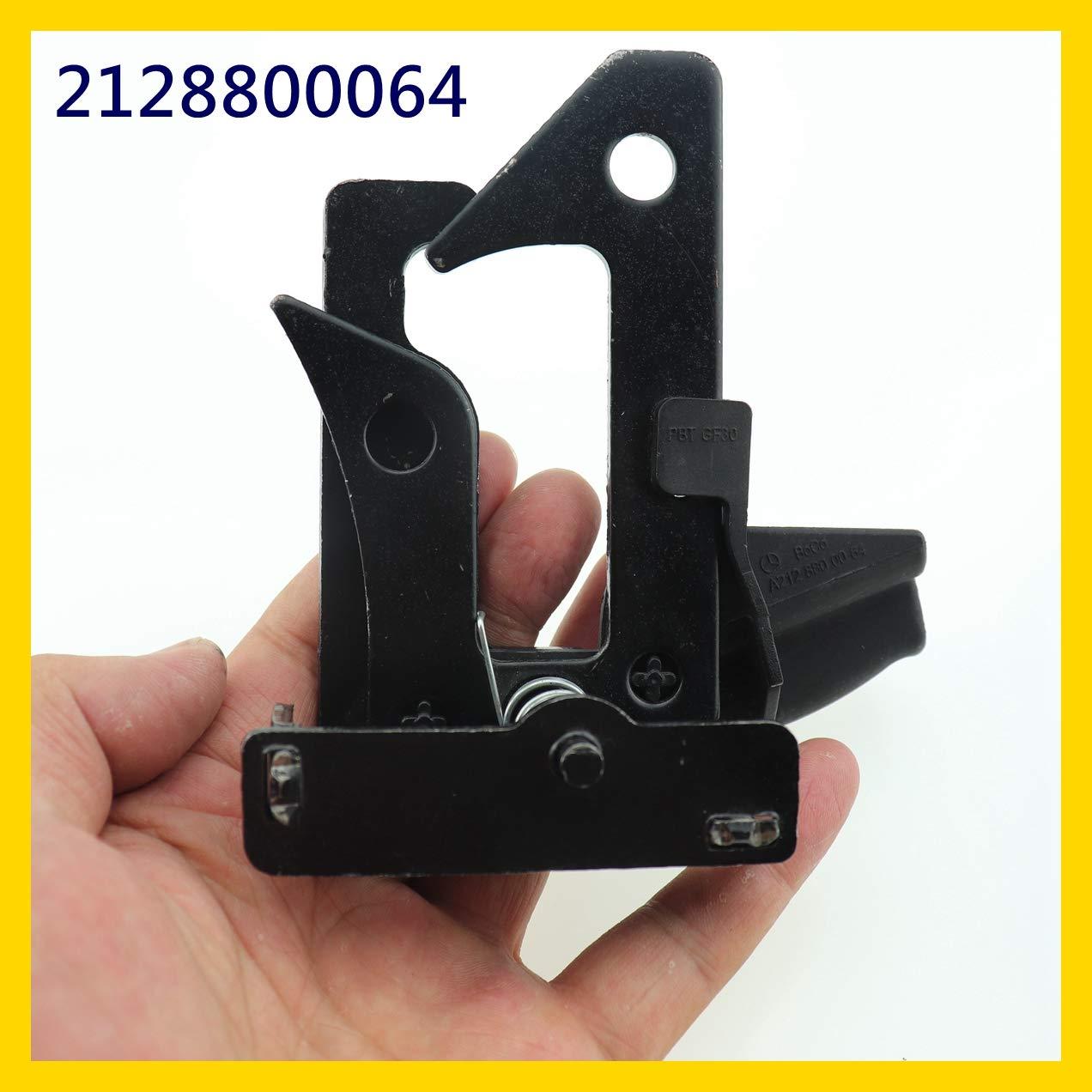 DZNTMY New for Mercedes-Benz E350 2010-2014 Hood Safety Hook Latch Lock 2128800064