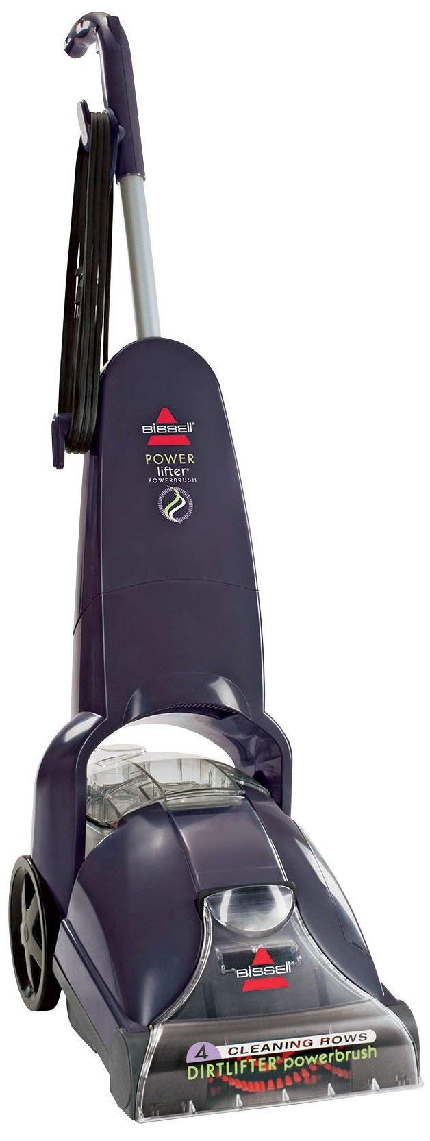 BISSELL PowerLifter PowerBrush Upright Carpet Cleaner and Shampooer, 1622 (Renewed) by Bissell