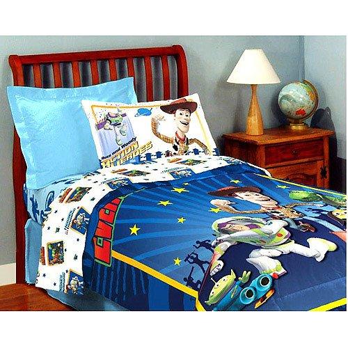 High Quality Amazon.com: Disney Pixar Toy Story Full Sheet Set, Cotton Rich: Home U0026  Kitchen Awesome Ideas