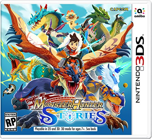 Monster Hunter Stories – Nintendo 3DS