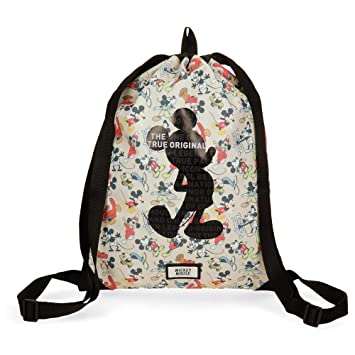 Disney True Original - Mochila casual, 46 cm, 0.81 litros, Multicolor: Amazon.es: Equipaje
