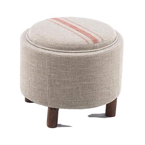 Stupendous Amazon Com Qqxx Stools Foot Rest Ottoman Pouffe Footstool Machost Co Dining Chair Design Ideas Machostcouk