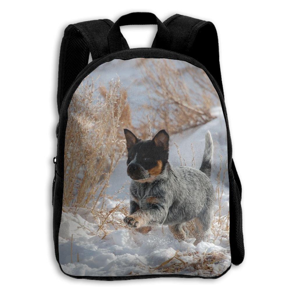 72ea4c086c chic AHOOCUSTOM Cute Dog 3D Print Custom Unique Casual Backpack Schoolbag  Shoulder Bag For Boys Teen