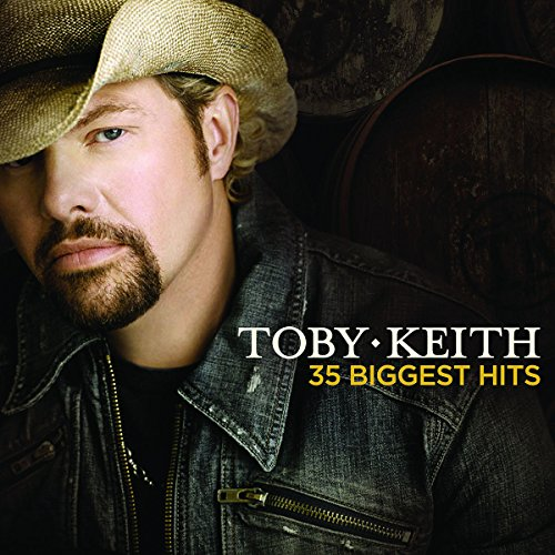 Price comparison product image Toby Keith 35 Biggest Hits [2 CD]
