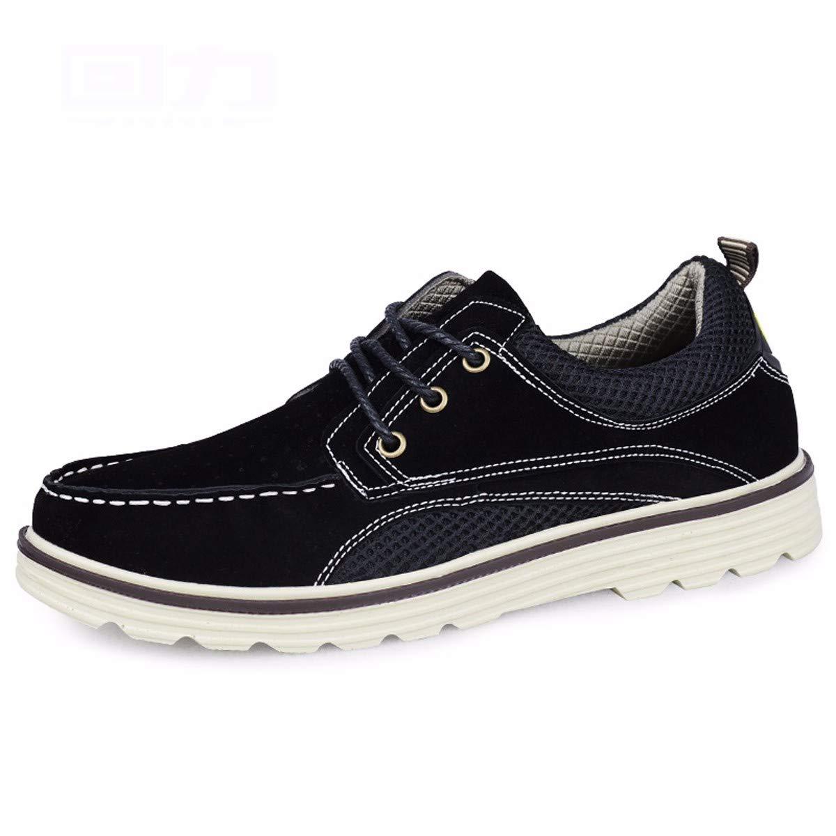 KMJBS-Männer Schuhe Kleidung Schuhe Geringe Permeabilität Geschäft - Schuhen Freizeit Sport Board - Schuhe.S.Grau